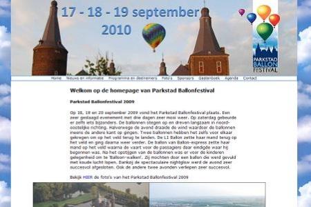 Parkstad Ballonfestival (2009)